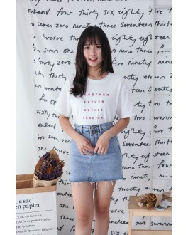 Korea Together Tee (White)