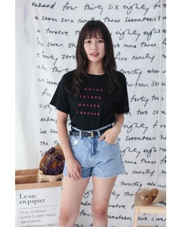 Korea Together Tee (Black)