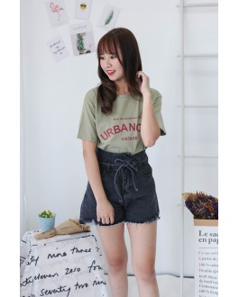 Korea Urbancity Tee (Army Green)
