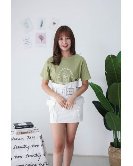 Korea Wonder Tee (Green)