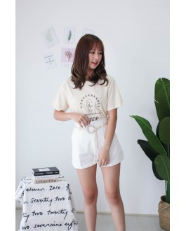 Korea Wonder Tee (Beige)